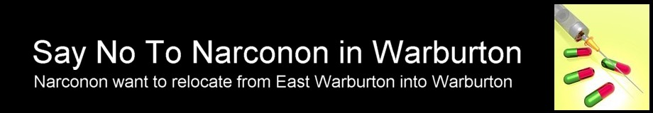 Say No To Narcanon in Warburton
